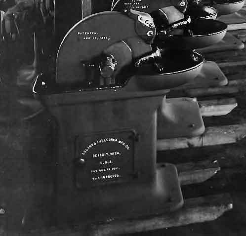 Leland and Faulconer machine