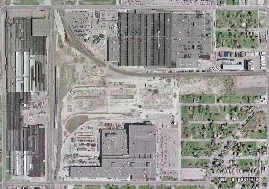 Detroit Forge 2003