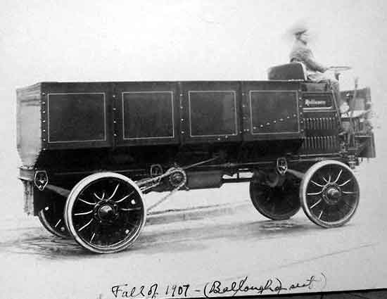 1907 Reliance Truck
