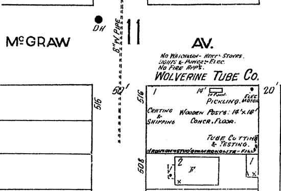 Wolverine Tube McGraw 1917