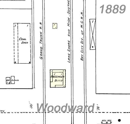 Woodward Station