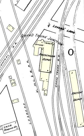 1884 GT station West