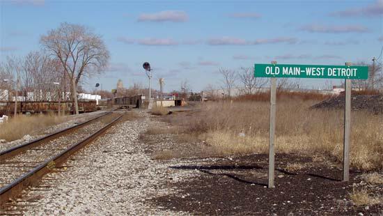 Old Main West Detroit