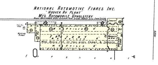 National Auto Fibres 1933