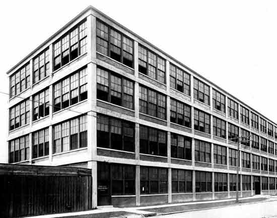 Grabowsky factory Mt Elliot 1907