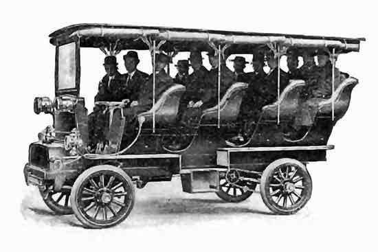 Grabowsky bus