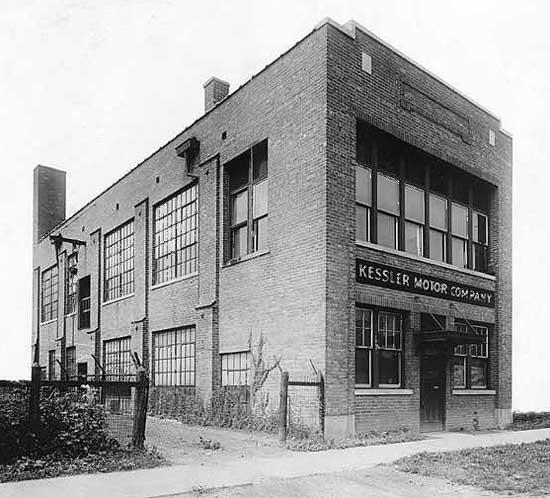 Kessler Motor Co plant 1
