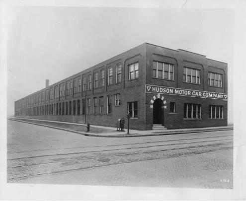 first hudson factory