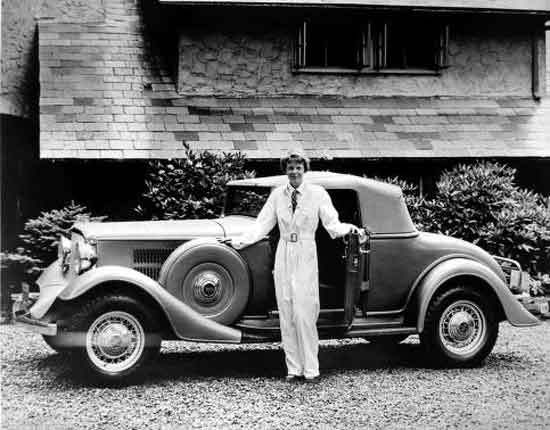 Amelia Earhart 1932 Terraplane