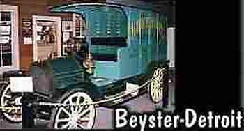 Beyster-Detroit truck