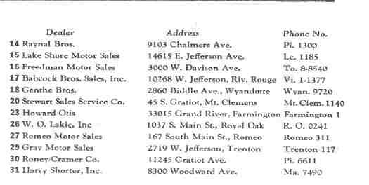 Car Dealerships In Fresno Ca >> Discuss Detroit: Car Dealerships in Detroit - 1