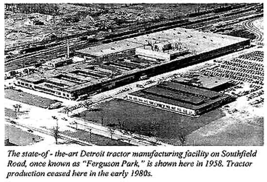 Ferguson Park 1958