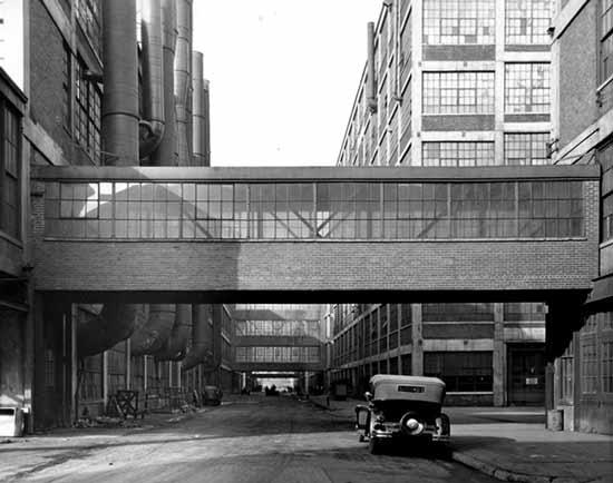 Packard Avenue 1930