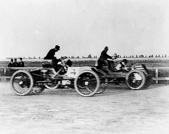 Ford  Winton race