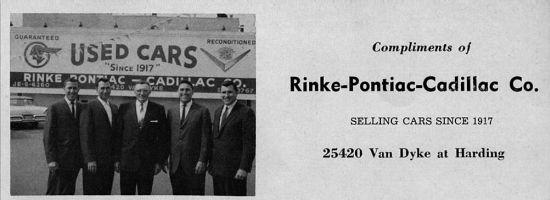 Rinke Pontiac-Cadillac
