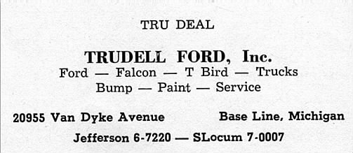 Trudell Ford