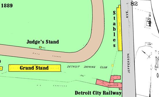 Detroit Driving Club 1889