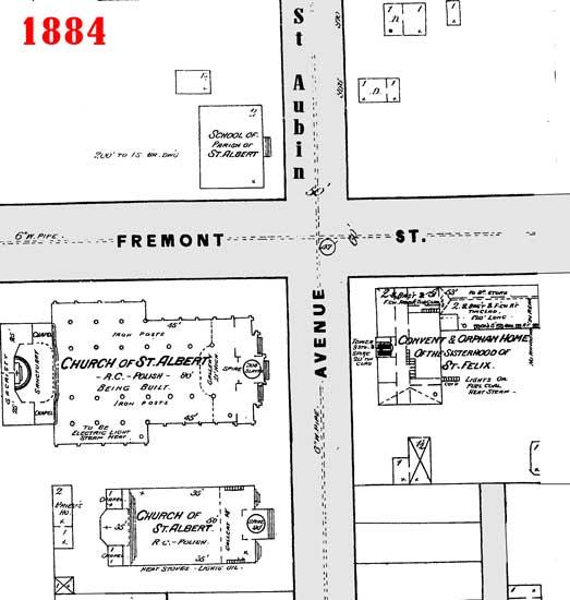 St Albertus/Felician Sisters 1884