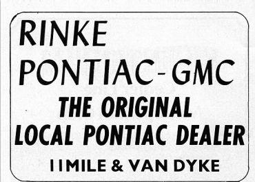 Rinke Pontiac-GMC