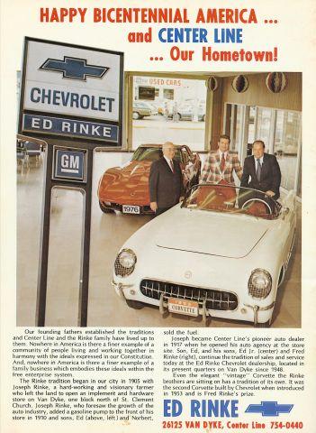Ed Rinke Chevrolet