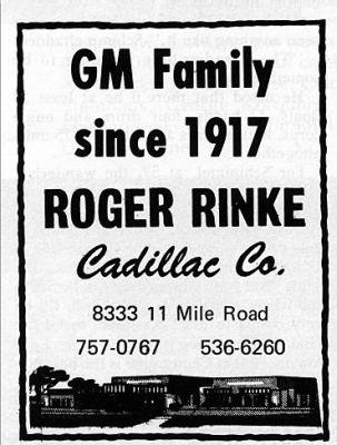 Roger Rinke Cadillac