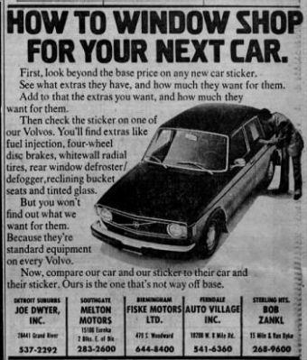 Metro Detroit Volvo Dealers