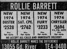Rollie Barrett