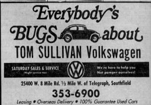 Tom Sullivan Volkswagen