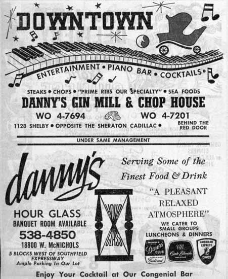 Danny's Gin Mill