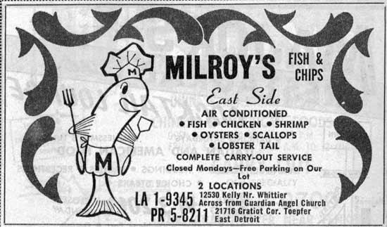 Milroy's