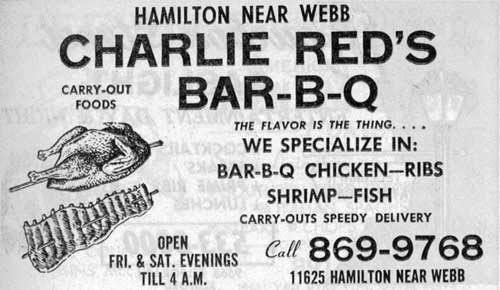 Charlie Red's