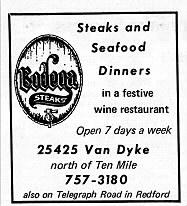 Bodega Steaks