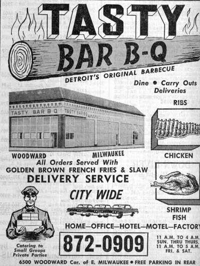 Discuss Detroit: Gone, but not forgotten Restaurants in Detroit