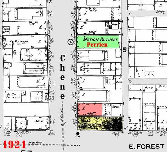 Chene & Forest 1921