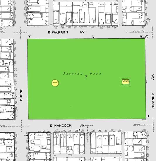 Perrien Park 1921