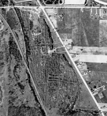1949 aerial view