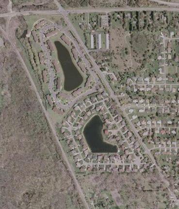 ca. 2002 aerial view
