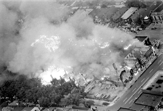 12th St 1967 Detroit Riots