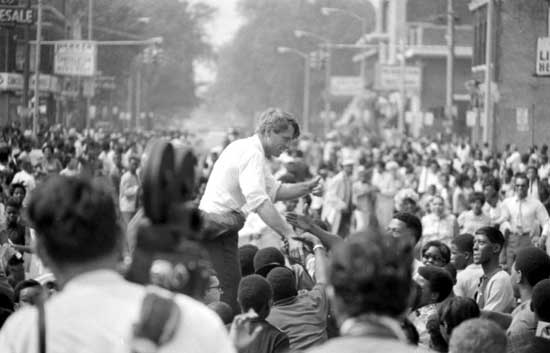 RFK at touring 12th st.