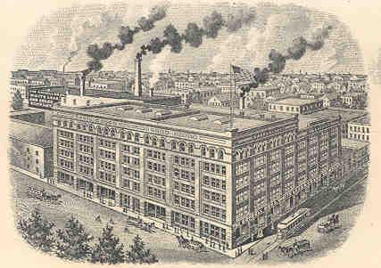 Boydell Building, ca. 1902