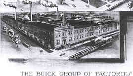 Unknown 1907 Buick Factory