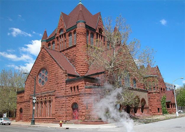 First Presbyterian Church in Detroit, Michigan