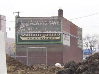 Discuss Detroit: Cunningham's Drug store