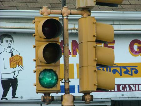 Discuss Detroit: Traffic Signals + New Here! (introduction)