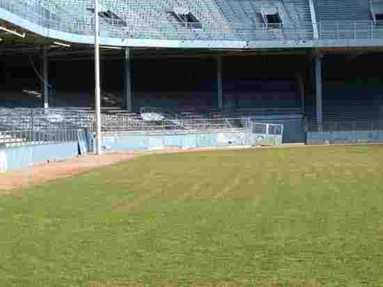 Tiger Stadium Dec. 2006