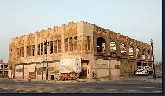 Chrystal Lofts Detroit