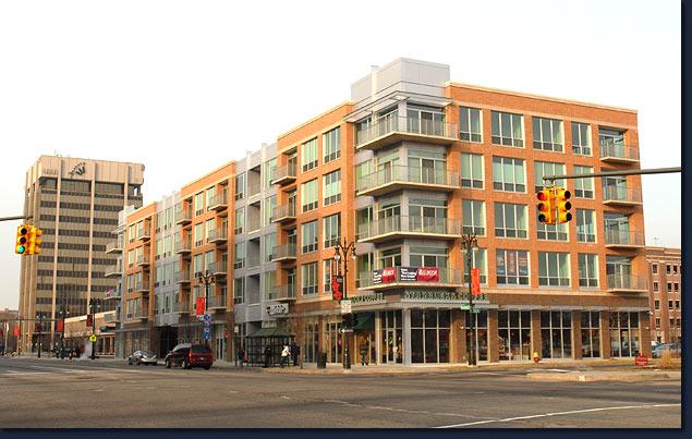 Ellington Apartments Detroit