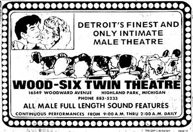 Wood-Six Twin Theatre