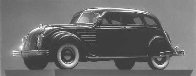 '34 Chrysler airflow