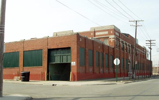 Taystee Bread 5721 Martin, Detroit
